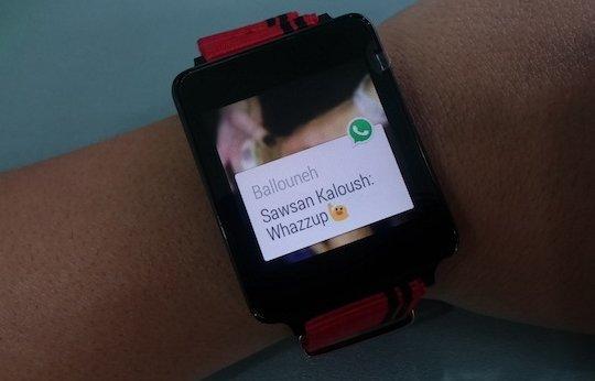 Whatsapp beta добавляет поддержку android wear