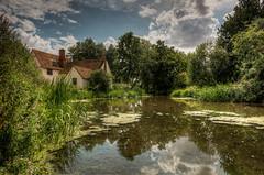 By Flatford Mill
