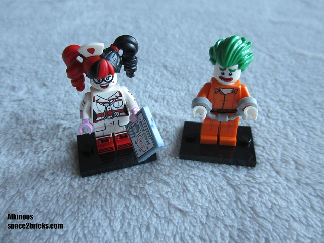 Lego Minifigures The Lego Batman Movie p5