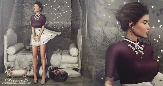 New Post: ∞Forever 21∞ LOTD 317 Gone With The Wind...