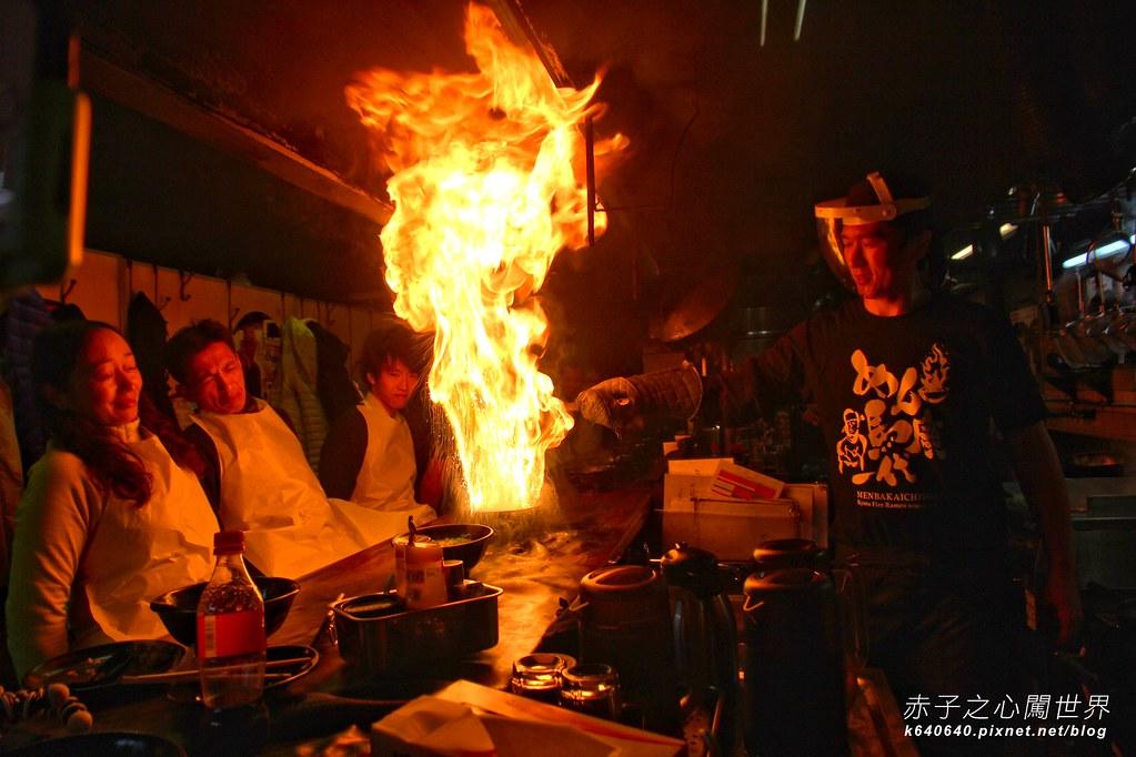 京都噴火拉麵めん馬鹿一代-19