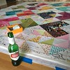 It's officially a party. #quiltbastingessentials