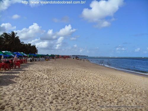 Roteiro - Praia do Gunga