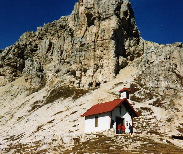 1981 Italy // in den Dolomiten //