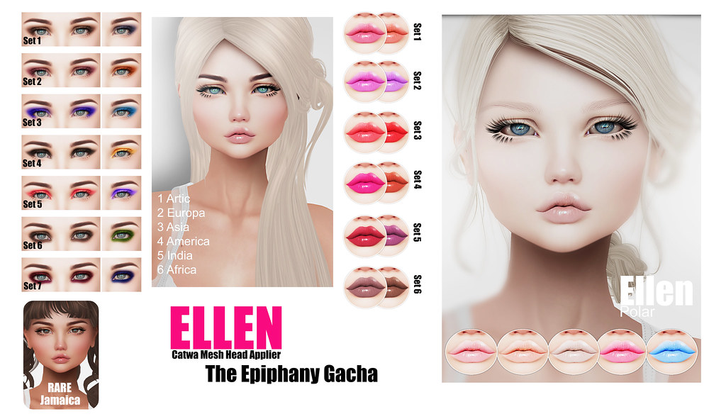 Glam Affair for The Epiphany - SecondLifeHub.com