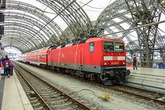 143 093-3 DB Regio Dresden Hbf 26.07.10