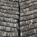 Roof top of ancient houses in Hunan, China
