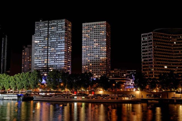 Paris Quais de Seine