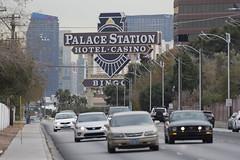 The service industy in Las Vegas