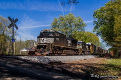 NS 2753 | EMD SD70M-2 | NS Memphis District