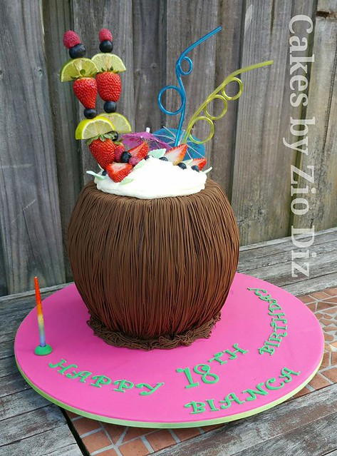 Cake from Cakes by Zio Diz