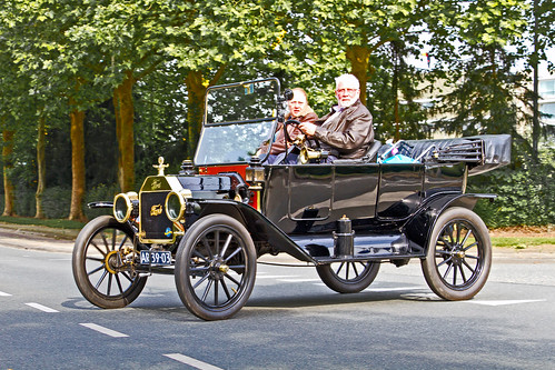 Ford Model T Touring Type T1 1914 (2642)