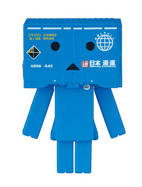 紙箱機器人再進化!T-ARTS《四葉妹妹!》貨櫃阿楞 轉蛋第二彈  コンテナダンボー ガチャコレクション2