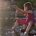 2/21 Pescando luces by Nathalie Le Bris
