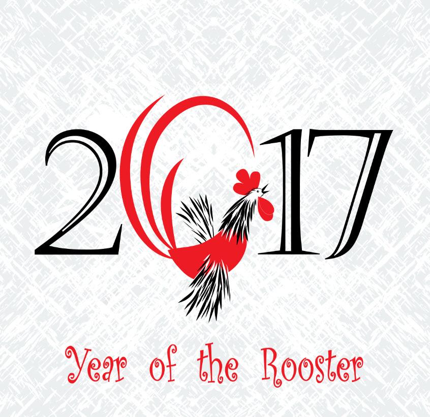 vector con gà - Vector Con Gà 2017