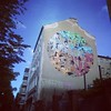 #represent #berlin #streetart