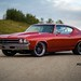 Chevelle on ZX3 Wheels