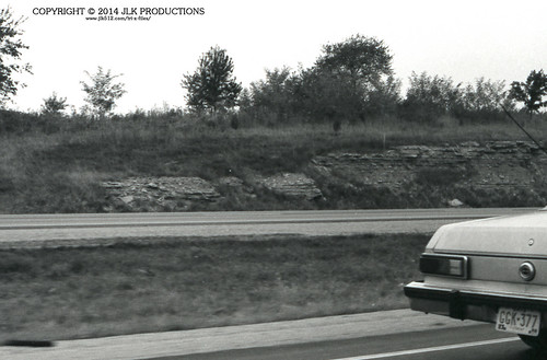 Tri-X Files 84_22.04a: Clays Ferry Formation Along Interstate 75