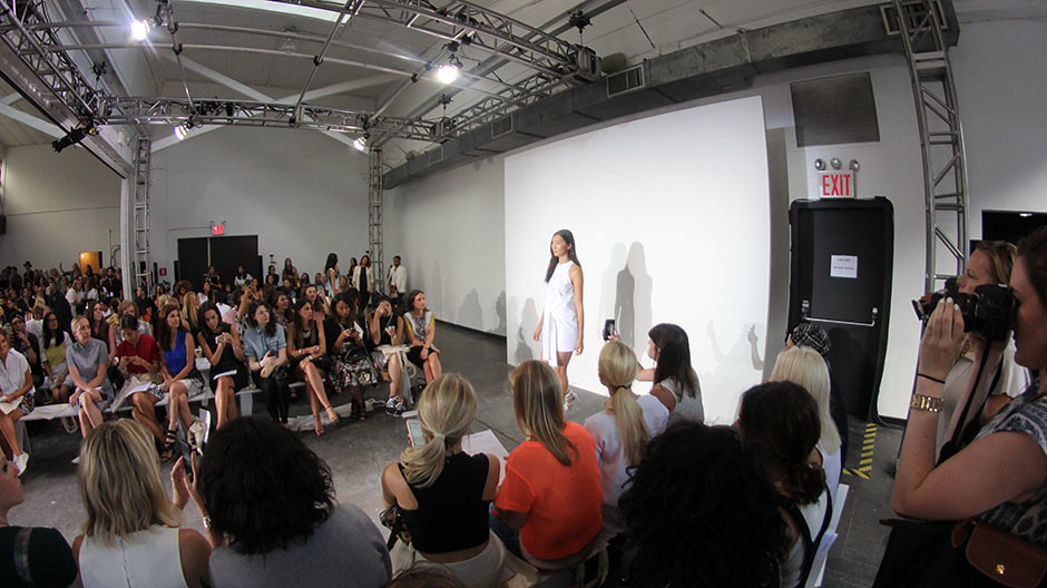 NYFW New York Fashion Week September 2014 SS15