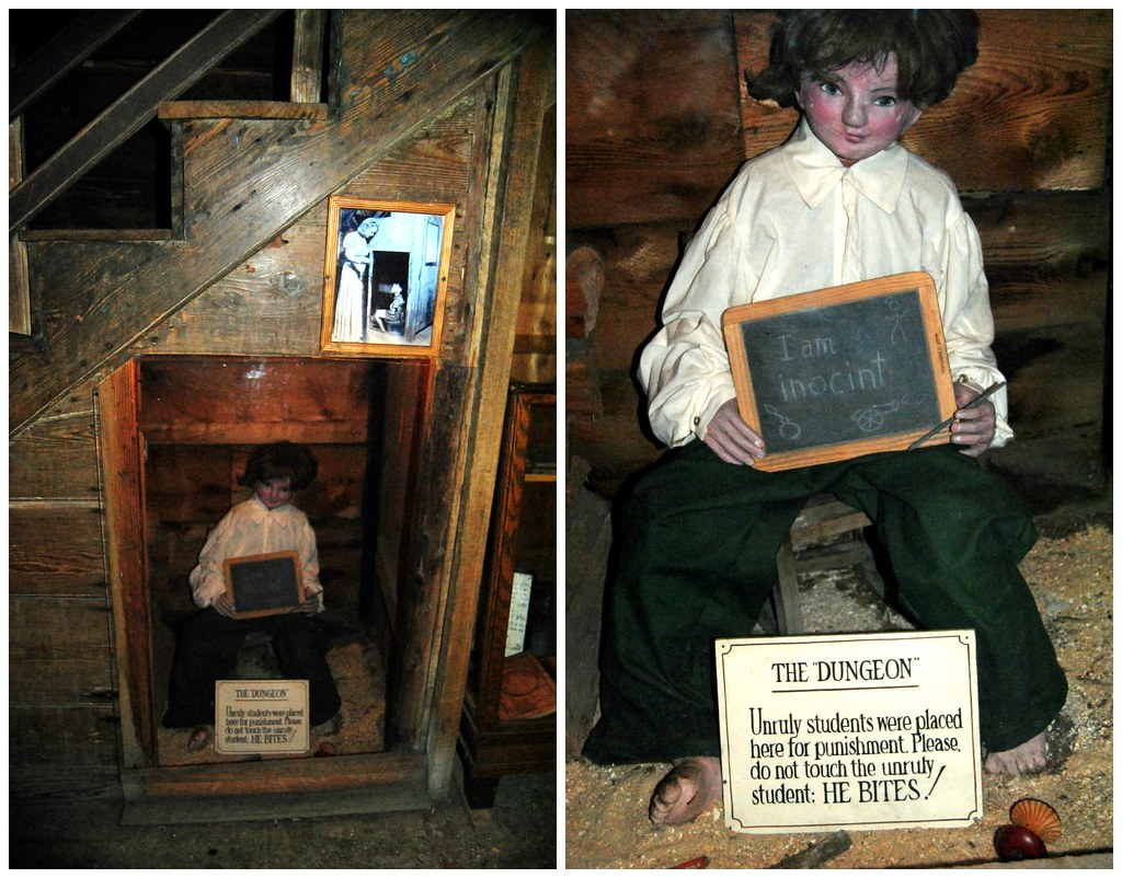 The Dungeon | St. Augustine Old Schoolhouse