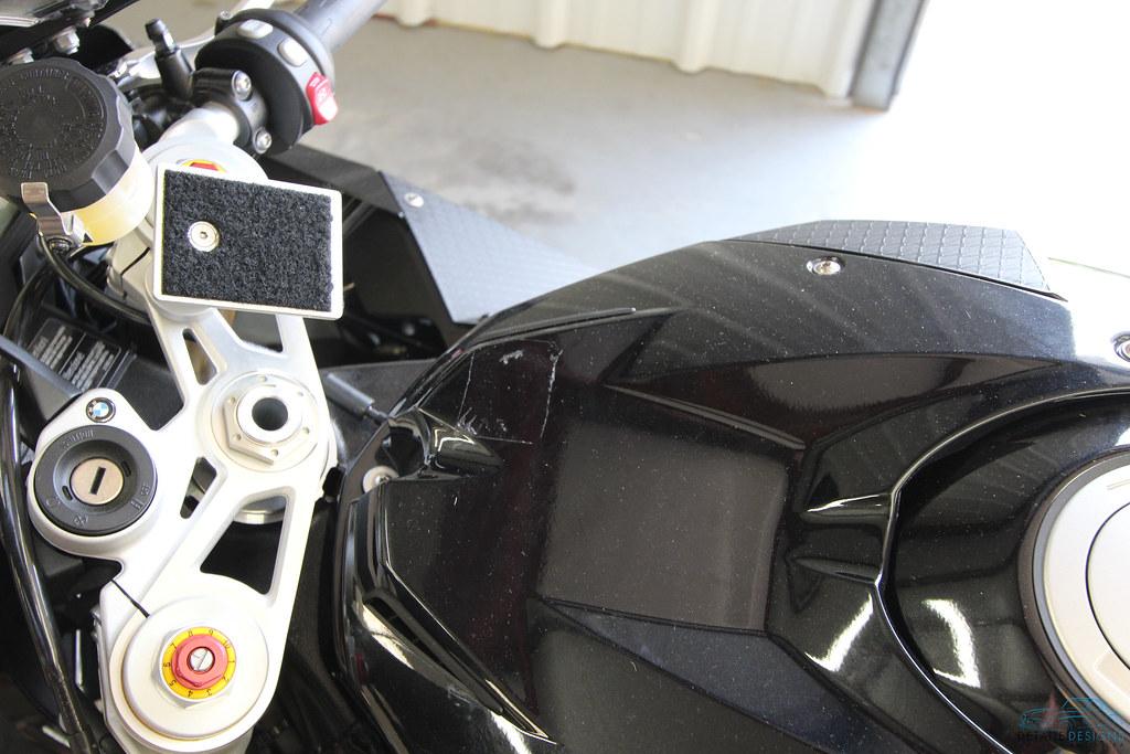 BMW Motorcycle Detailing Atlanta