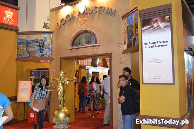 Book Museum entrance