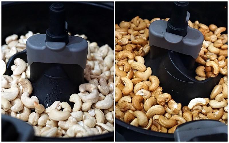 Tefal Actifry - Roasting nuts-002
