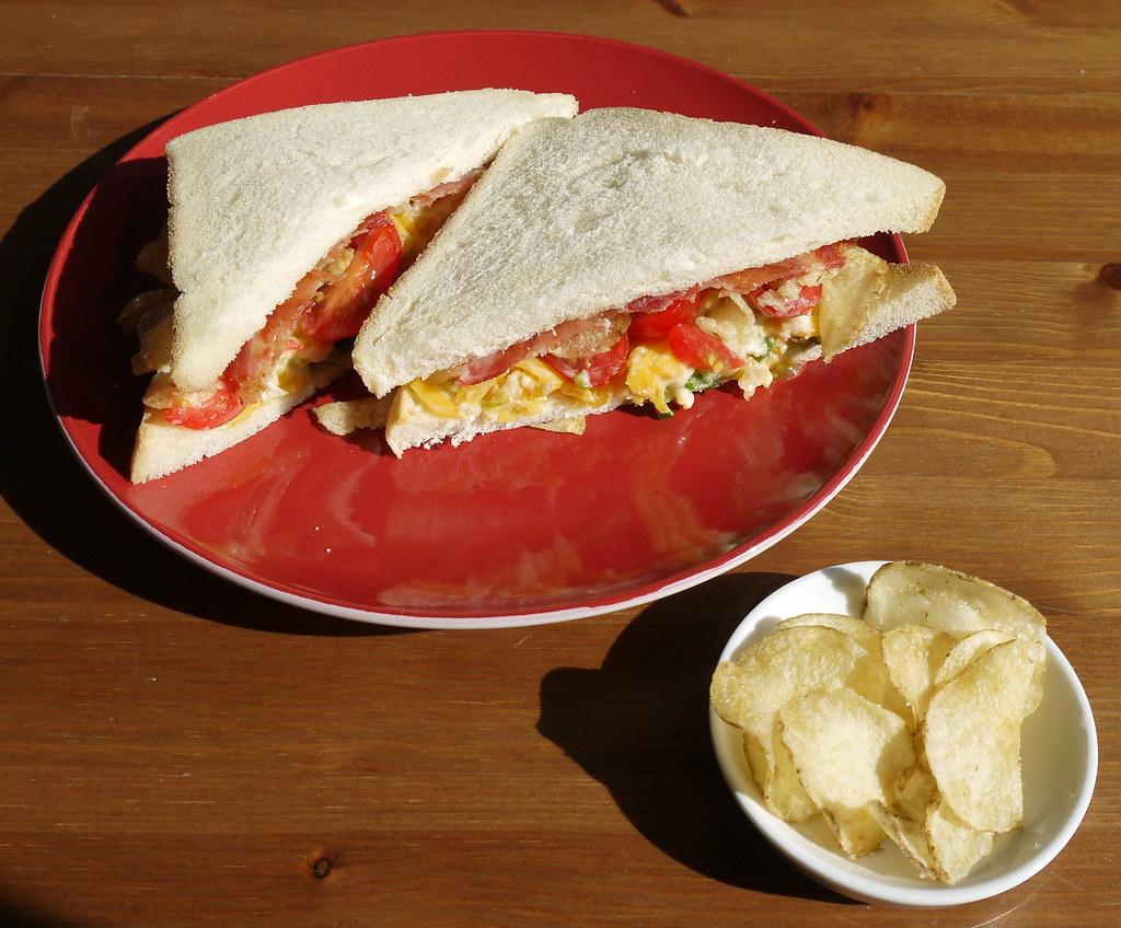Viva Britannia Sandwich