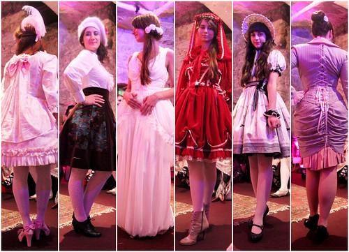 Fashion Show Outfits