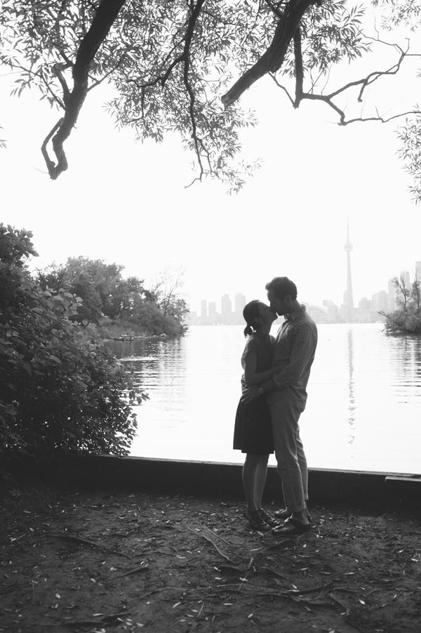 Celine Kim Photography Toronto Islands engagement session -17