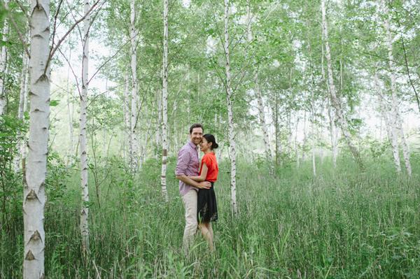 Celine Kim Photography Toronto Islands engagement session -1