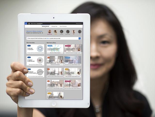 IBM Debuts Analytics for Everyone