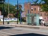 Elm and Liberty Streetcar Stop