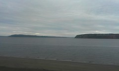 Inland Sea. Puget Sound south of the Tacoma Narrows.