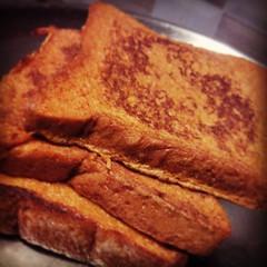 breakfast, bread, baked goods, food, dish, cuisine, toast,