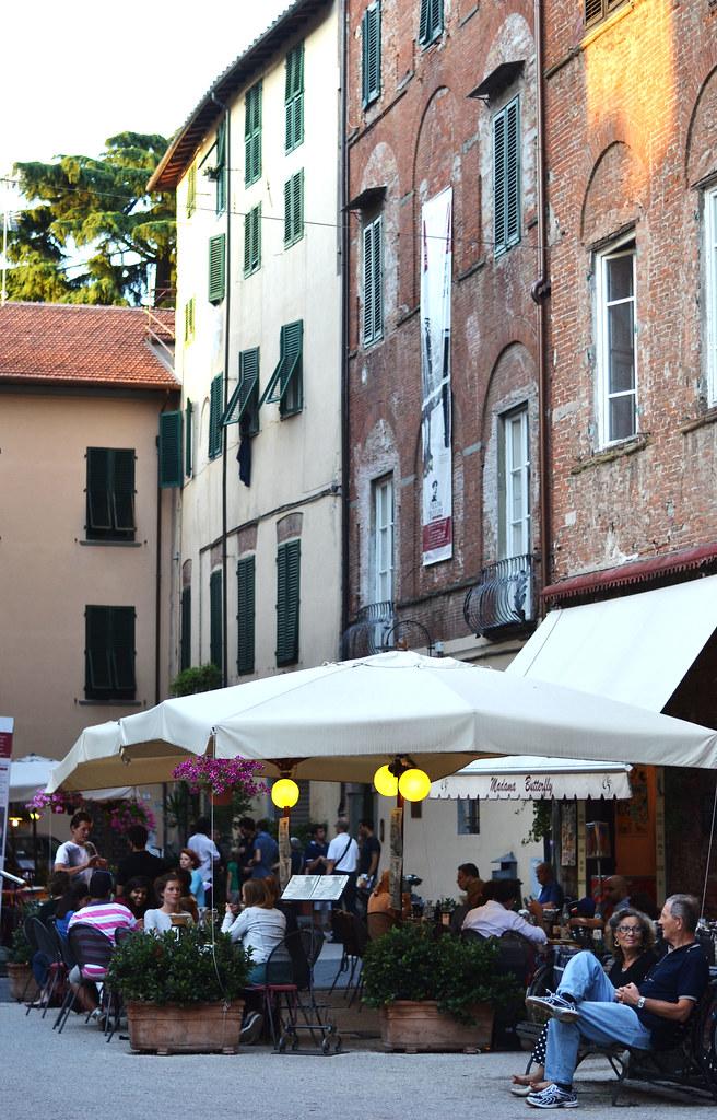 Lucca, Toscane, Italie