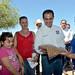 Gobernador Guillermo Padrés Elías se reunió con productores y ciudadanos de los municipios. por Guillermo Padrés Elías