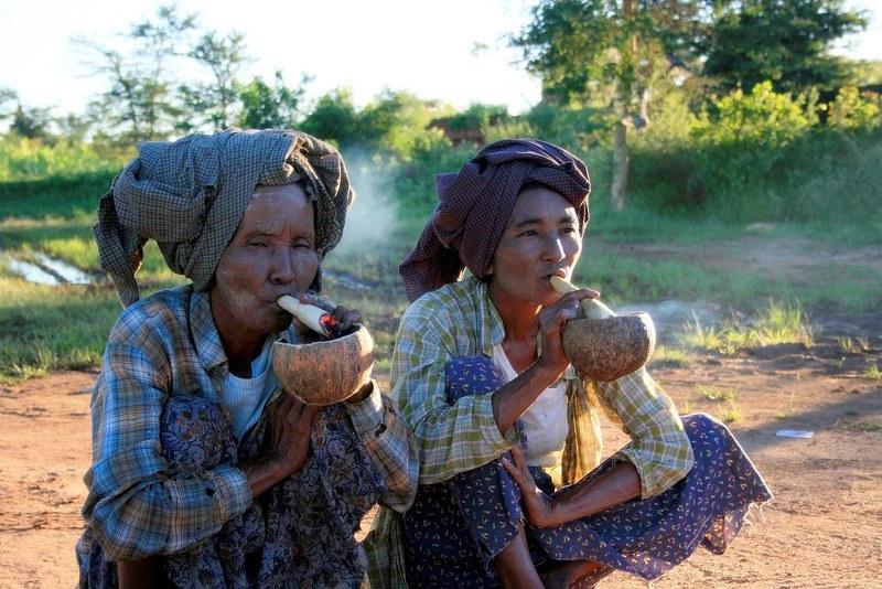 Tribal Burma
