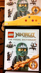 Ninjago The Visual Dictionary