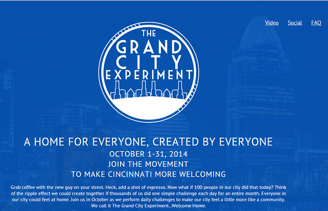 The Grand City Experiment