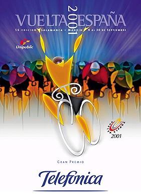 Vuelta a Espana 2001