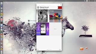 Android app on Ubuntu 14.10