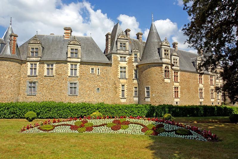 Castillo de Châteaubriant