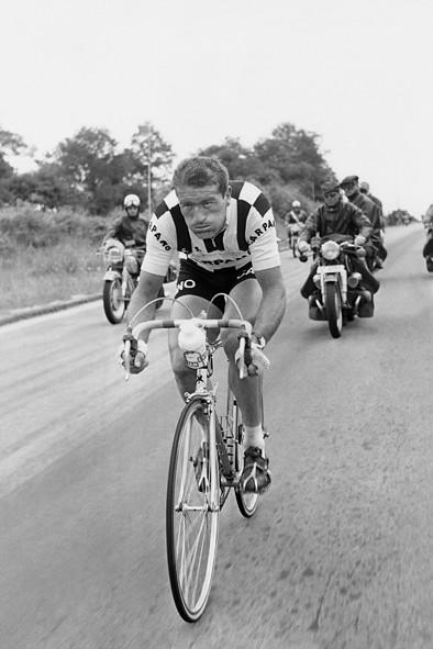 Giro d'Italia 1962 - fuga verso la vittoria di Perugia