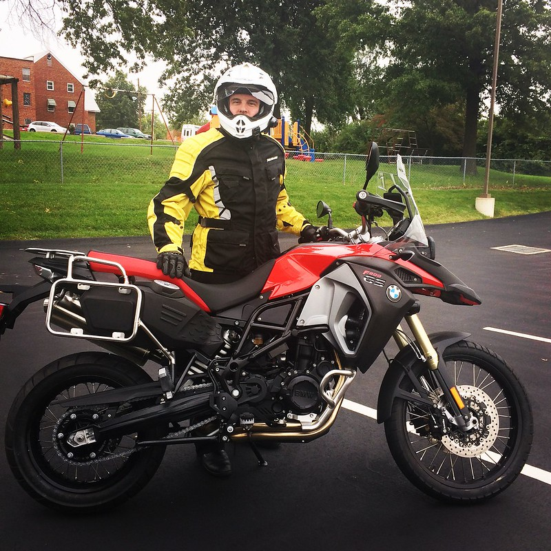 2014 BMW F800GS Adventure