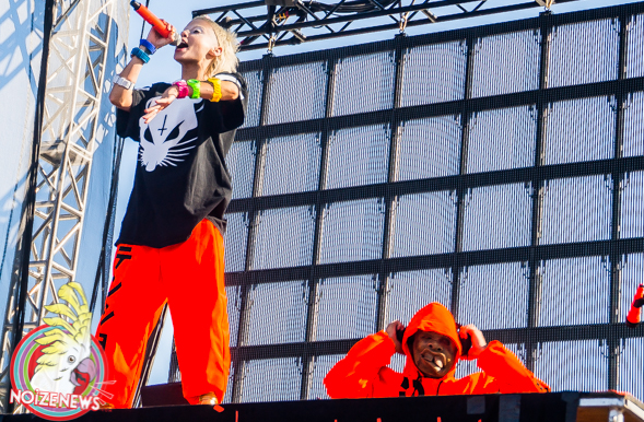 RIOT FEST DAY TWO: AIE ANTWOORD, WU-TANG CLAN, FLAMING LIPS, PUSSY RIOT, AND METRIC