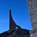 Castillo de Sarsamarcuello_Hora azul