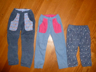 Go To Patterns, Tree Climber Trousers