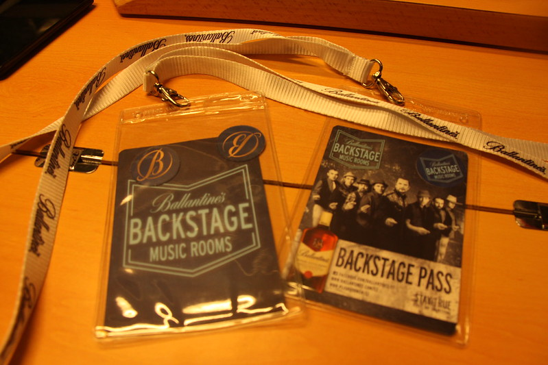 Ballantine's Backstage, Divokej Bill, 12. 9. 2014, Rock Café Praha