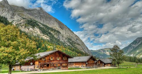 tirol österreich herbst natur berge alpen landschaft karwendel groserahornbogen